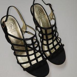 Adrianna Papell 8-1/2 Maya platform sandal